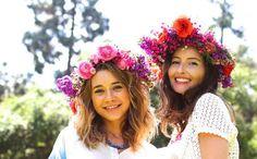DIY Crown DIY How To Make Flower Crowns DIY Crown