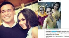 Puji Kecantikan Yuni Shara, Chico Hakim Belum Berhasil Move On?