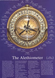 What is the Golden Compass?/alethometer