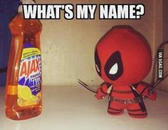 """""""I'll fuckin' spell it out for you!#whatsmyname #Francis #deadpool"""