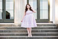 Love this Plus Size Tull Dress von Chi Chi London so much!   http://schoenwild.de/adventskalender-gewinne-einen-75-gutschein-von-yours-clothing-oder-dieses-kleid/  www.SchönWild.de