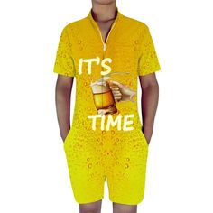 fce9d96b5eb Beer 3D Print Men s Romper Tag a friend who would love this! FREE Shipping  Worldwide