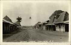 Street Scene Chorrera Panama