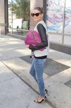 Olivia Palermo | Street Style
