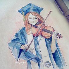 Lindsey graduation