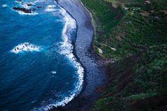 Wunderschöner Strand auf Teneriffa