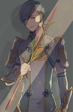 Fire Emblem: If/Fates - Shigure