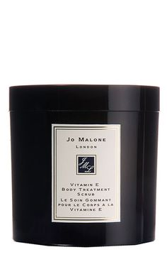 Jo Malone™ 'Vitamin E' Body Treatment Scrub available at #Nordstrom * don't buy this in Australia as it retails for $170!