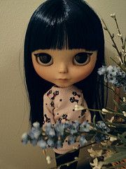 Blythe Doll - Asian Butterfly + Join Group