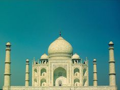 Taj Mahal... If you truly love someone then build them one of these!!!! Men... take note!!!