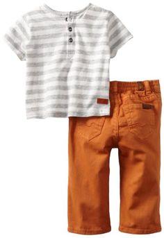 True Religion Baby-Boys Infant Three Piece Gift Box Set, Royal ...