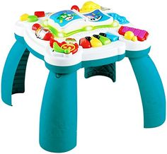 LeapFrog Learn and Groove Musical Table LeapFrog Enterprises http://www.amazon.com/dp/B00MRA7PVS/ref=cm_sw_r_pi_dp_5vdlwb0EM1SJ9