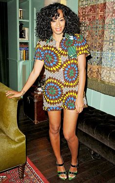 Love this hair! Solange Knowles on November 27, 2012 in LA www.korigami.vn