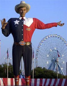 BigTex - Texas State Fair