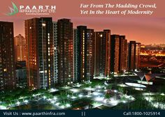 PaarthInfra is one of the Top Builders in Lucknow who is trustworthy and assures to provide best quality property in affordable price with good infrastructure and inclusive of all facilities.