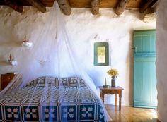 Vacaciones en Mykonos. La casa de Deborah French via http://sole-studio.blogspot.com.es/2014/07/casa-mykonos.html | solé studio