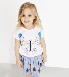 Seed Heritage Child SS15: It's a pattern party this summer! Pair novelty animal prints, fruit-themed ensembles, nautical patterns and pretty dresses with this season's staple denim for play dates that are as colourful as their imaginations. www.seedheritage.com #seedheritage