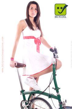 Brand: www.bicycoolmagazine.com #fashion #brompton #bicycool #bike #beauty Produzione: www.officinacreativa.us