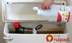 DIY Natural Toilet Cleaner & Bathroom Toilet Cleaning Tips - Cleaning Hacks Bathroom Cleaning Hacks, Household Cleaning Tips, Deep Cleaning Tips, Toilet Cleaning, Green Cleaning, House Cleaning Tips, Diy Cleaning Products, Spring Cleaning, Cleaning Supplies