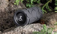 Looking for some speakers for a small class room, im wondering if i can get good sound out of this. Groupon - Cobra AirWave Mini Rugged Bluetooth Wireless Speaker with Microphone in [missing {{location}} value]. Groupon deal price: $24.99
