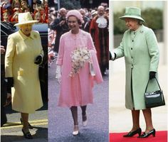 queen elizabeth fashion - Cerca con Google