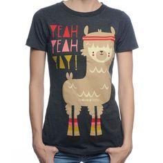 Resultado de imagen de clothes with llamas on them