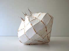 Contemporary Basketry: White