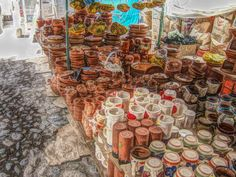 Pre-Lent fiesta market in Las Varas, Nayarit (Painteresque)