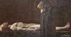 Franz Von Stuck - Pietà