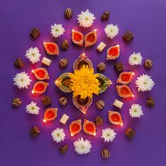 Here's to a sweet and delightful celebration of the Festival of Lights. Happy Diwali!