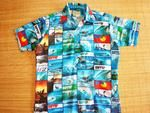 Diamond Head Sportswear - Vintage 70s Hawaiian Surfer magazine Surf Photo Shirt
