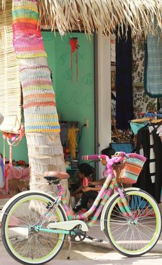 Sayulita, Mexico. Colorful Travel.