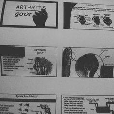 Bahan Ujian  #arthritisgout  #cancer #sistempencernaan Kok gw lebih seneng ngeli