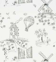 Designers Guild Meadowsweet Wallpaper