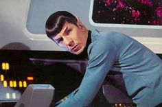 Leonard Nimoy's Spock Was The Nerd Hero Who Taught Us How To Feel...My first teenage crush!