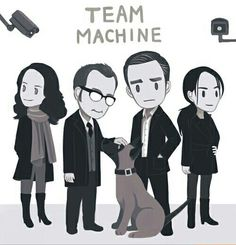 Yeah!!! Team Machine all the way, not team Samaritan