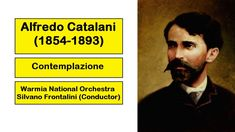 Alfredo Catalani (1854-1893) - Contemplazione - YouTube