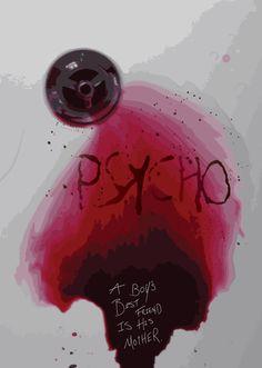 Psycho by Joe at Blue Anchor Design