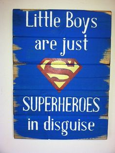 Superman Batman Spiderman symbol Little Boys are by OttCreatives Superman Nursery, Superman Bedroom, Superhero Room, Superhero Party, Batman Spiderman, Toy Rooms, Boy Quotes, Baby Boy Nurseries, Future Baby