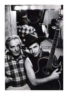 Bono and his father❤️ Such a wonderful picture of them☺️
