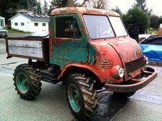 Mini Trucks, 4x4 Trucks, Cool Trucks, Jeep 4x4, Jeep Truck, Willis Overland, Little Truck, Mercedes Benz Unimog, Expedition Vehicle