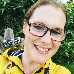 Today has been a selfie-with-a-lemur kinda day! #whipsnade @zslwhipsnadezoo #bertturns3