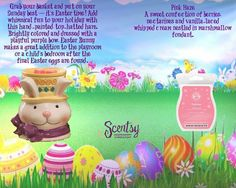 Order your Easter Bunny today!!!  https://msroberson.scentsy.us/