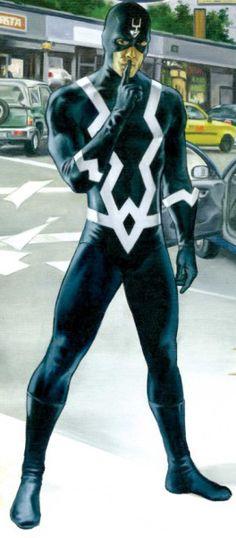 Blackagar Boltagon aka Black Bolt (Earth-616)