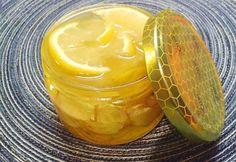 Mézes gyömbérszörp citrommal recept képpel. Hozzávalók és az elkészítés részletes leírása. A mézes gyömbérszörp citrommal elkészítési ideje: 5 perc Honeydew, Pickles, Cucumber, Peanut Butter, Recipies, Food And Drink, Cooking Recipes, Canning, Fruit