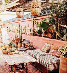 5 Beautiful Riads in Marrakech :: This Is Glamorous Morrocan Interior, Morrocan Decor, Moroccan Bedroom, Moroccan Lanterns, Riad, Moroccan Design, Moroccan Style, Marrakesh, Farmhouse Wall Decor