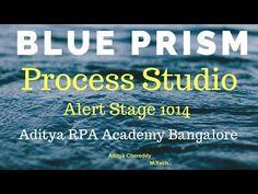 BluePrism RPA Certification Exams BPCE2007-Aditya RPA Academy Bangalore - YouTube