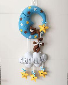 Купить Украшение на дверь детской комнаты - украшение для интерьера, для детей, детский интерьер, детская комната