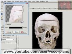 gimp photo editing tutorials pdf