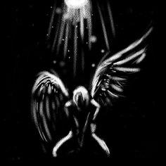Fallen Angel by *ShadowAeroku on deviantART
